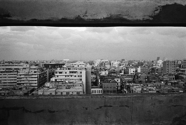 1 Nécropolis - Alexandrie - Egypte - 1998-2002-15