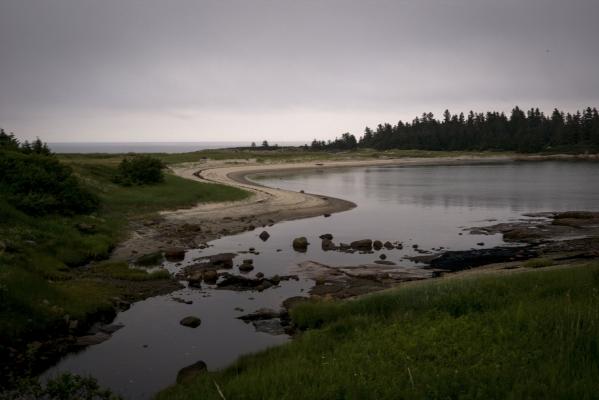 Entre fleuve et riviere