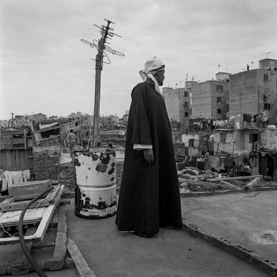 12 Nécropolis - Alexandrie - Egypte - 1998-2002-4