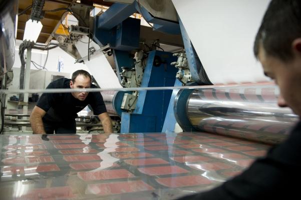 FIRMIN DIDOT, 2011, photo C Goussard pour le groupe Alpha-5