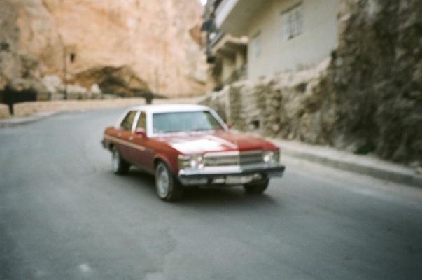 Les autres, balade araméenne (fiction), Maaloula, Syrie, 2003-2007-4