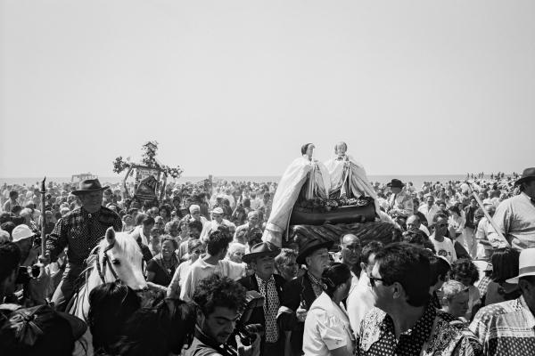 Pèlerinage Saintes-Maries de la Mer photo C Goussard-3