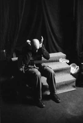 Sergio - Damas - 2001 ph Christophe Goussard